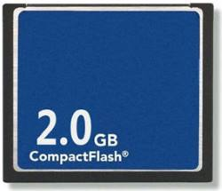 A100599 - COMPACT FLASH CARD 256mb